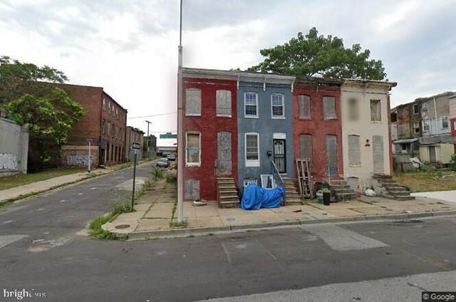 1413 N Chester Street, BALTIMORE, MD 21213 (#MDBA2014036) :: Betsher and Associates Realtors