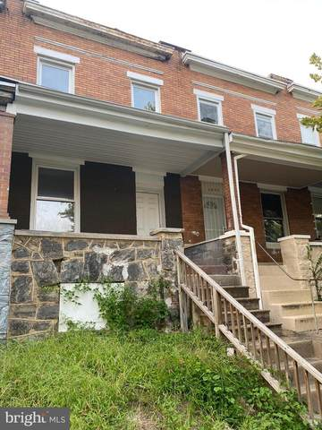 2620 Aisquith Street, BALTIMORE, MD 21218 (#MDBA2014042) :: The Paul Hayes Group | eXp Realty