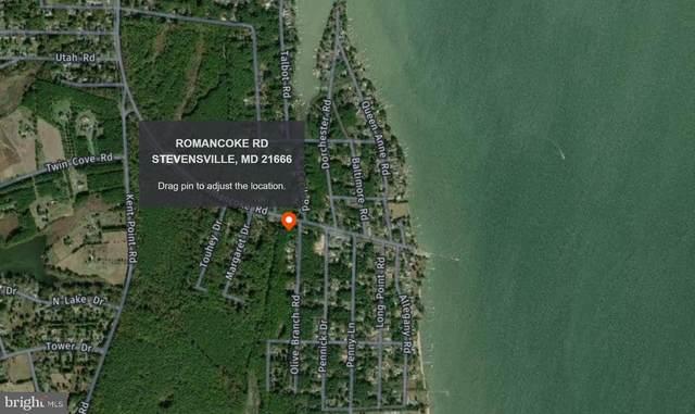 Romancoke Road, STEVENSVILLE, MD 21666 (#MDQA2001164) :: The Gold Standard Group