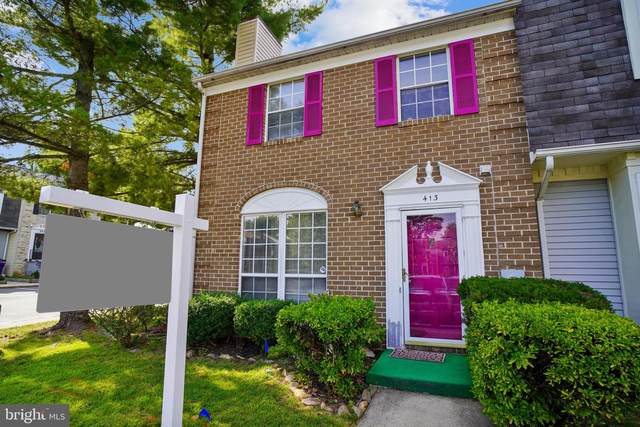 413 Shannon Court, FREDERICK, MD 21701 (#MDFR2006592) :: EXIT Realty Enterprises