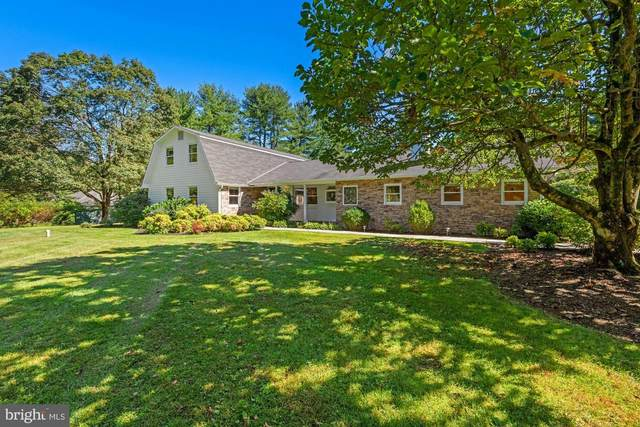 248 Pennington Rocky Hill Road, PENNINGTON, NJ 08534 (#NJME2005622) :: The Lux Living Group
