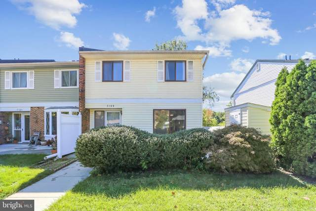 3108 Beckenham Court 251-H, SILVER SPRING, MD 20906 (#MDMC2018092) :: Speicher Group of Long & Foster Real Estate