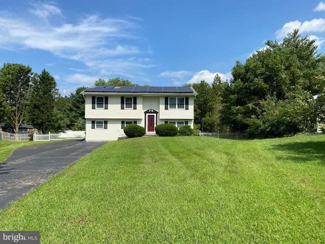 8143 Harvest Court, SEVERN, MD 21144 (#MDAA2011246) :: ExecuHome Realty