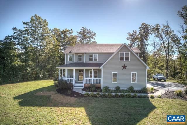 462 Old Mill Rd, STANARDSVILLE, VA 22973 (#622574) :: Berkshire Hathaway HomeServices McNelis Group Properties
