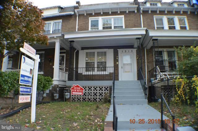 1515 D Street NE, WASHINGTON, DC 20002 (#DCDC2015728) :: ExecuHome Realty