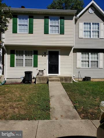 6803 Holly Berry Court, DISTRICT HEIGHTS, MD 20747 (#MDPG2013556) :: Integrity Home Team