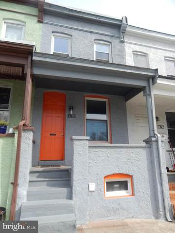 3429 Pleasant Place, BALTIMORE, MD 21211 (#MDBA2014076) :: Berkshire Hathaway HomeServices PenFed Realty