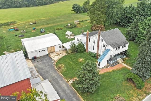 815 Manor Road, WINDSOR, PA 17366 (#PAYK2006980) :: Blackwell Real Estate
