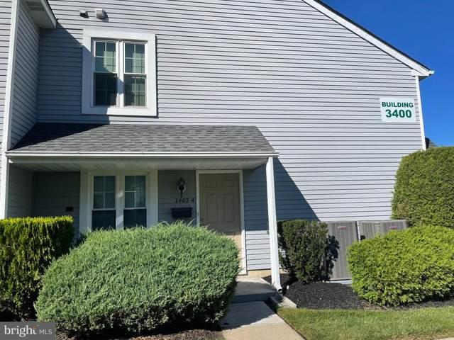 3403-A Neils Ct., MOUNT LAUREL, NJ 08054 (#NJBL2008380) :: Keller Williams Flagship of Maryland