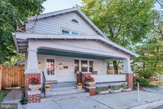 54 S High Street, NEWVILLE, PA 17241 (#PACB2003650) :: Flinchbaugh & Associates