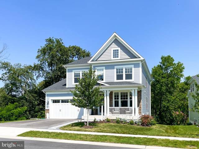 416 Zeman Drive, MILLERSVILLE, MD 21108 (#MDAA2011270) :: ExecuHome Realty