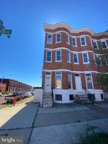 1929 W North Avenue, BALTIMORE, MD 21217 (#MDBA2014108) :: Pearson Smith Realty