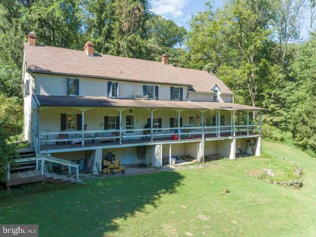 535 Snyder Road, PERKIOMENVILLE, PA 18074 (#PAMC2012790) :: Blackwell Real Estate