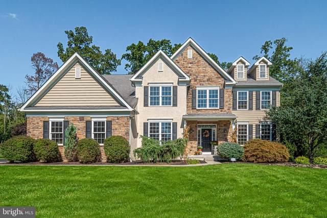 5943 Woodridge Drive, GREEN LANE, PA 18054 (#PAMC2012794) :: Shamrock Realty Group, Inc