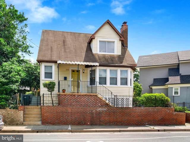 303 E Glebe Road, ALEXANDRIA, VA 22305 (#VAAX2004326) :: Colgan Real Estate