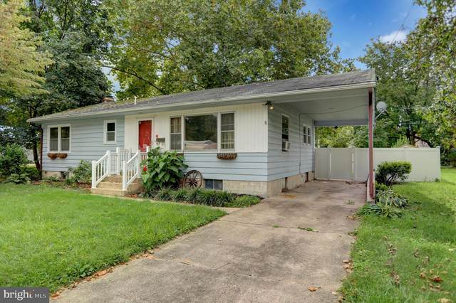 489 Willow Street, HIGHSPIRE, PA 17034 (#PADA2004114) :: Tom Toole Sales Group at RE/MAX Main Line