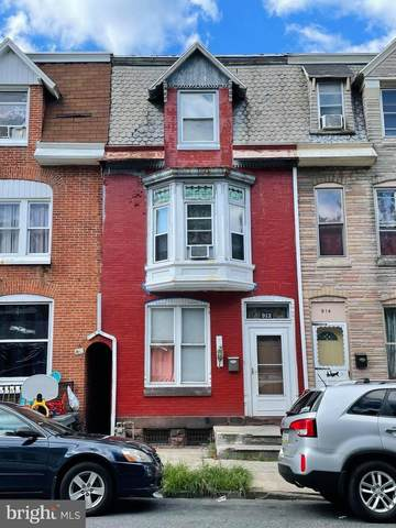 912 N 11TH Street, READING, PA 19604 (#PABK2005160) :: The Dailey Group