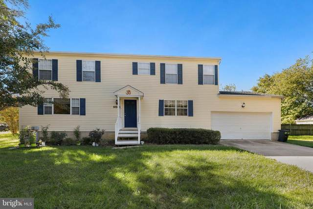 9801 Robinson Boulevard, LAUREL, MD 20723 (#MDHW2005516) :: ExecuHome Realty