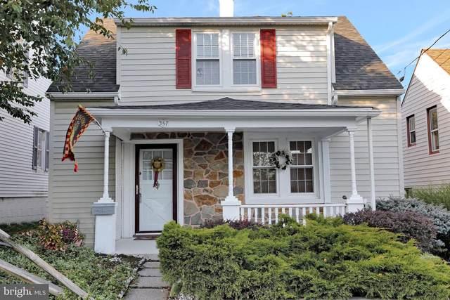 357 Elder St, CHAMBERSBURG, PA 17201 (#PAFL2002466) :: Berkshire Hathaway HomeServices McNelis Group Properties