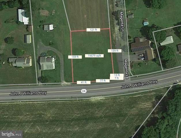 0.45 Acre Lot John J Williams Highway, MILLSBORO, DE 19966 (#DESU2007260) :: CoastLine Realty