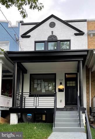 727 Hamilton Street NW, WASHINGTON, DC 20011 (#DCDC2015802) :: Gail Nyman Group