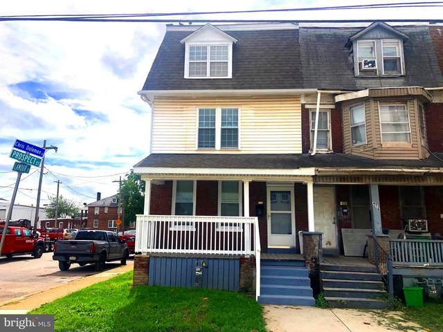 480 E Prospect Street, YORK, PA 17403 (#PAYK2007000) :: Blackwell Real Estate