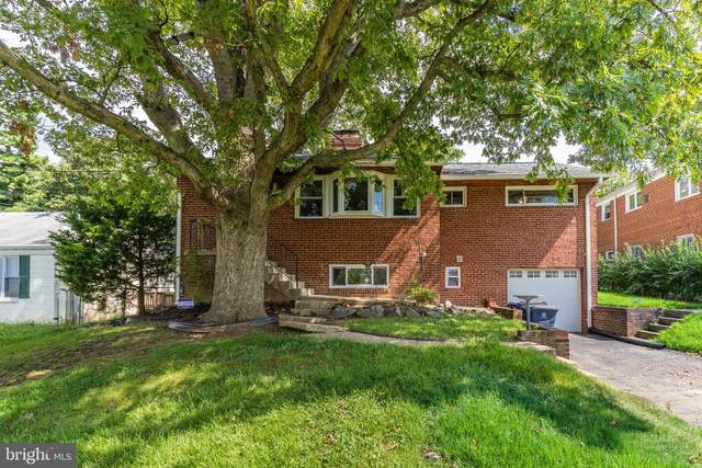 5820 Woodland Drive, OXON HILL, MD 20745 (#MDPG2013616) :: EXIT Realty Enterprises