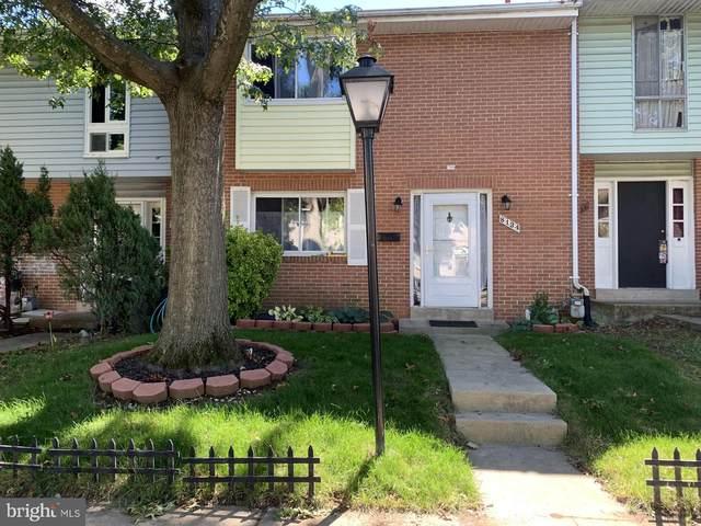 8134 Pepperwood Lane C7, GAITHERSBURG, MD 20877 (#MDMC2018188) :: Compass