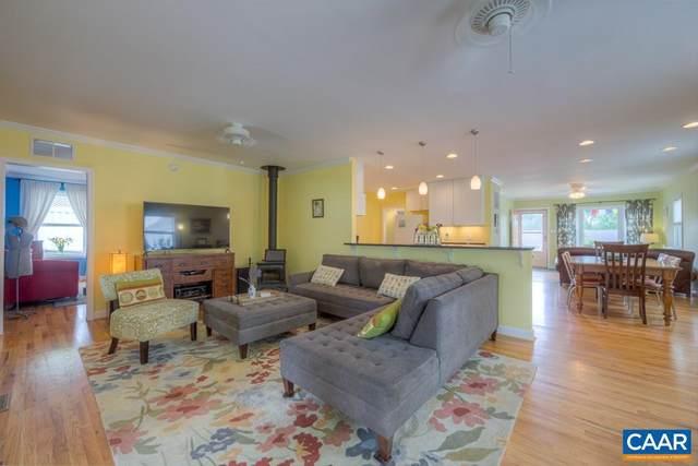 1029 Saint Clair Ave, CHARLOTTESVILLE, VA 22901 (#622584) :: Blackwell Real Estate