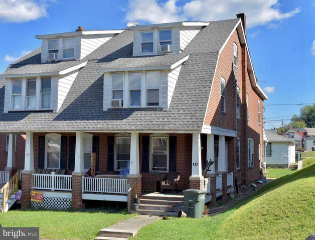 117 S 6TH Avenue, COATESVILLE, PA 19320 (#PACT2008508) :: Tom Toole Sales Group at RE/MAX Main Line