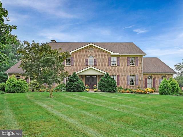 1055 Canter Court, HARRISBURG, PA 17111 (#PADA2004126) :: The Heather Neidlinger Team With Berkshire Hathaway HomeServices Homesale Realty