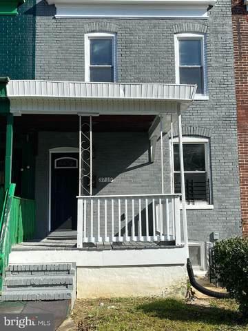 3715 Manchester Avenue, BALTIMORE, MD 21215 (#MDBA2014166) :: Keller Williams Flagship of Maryland