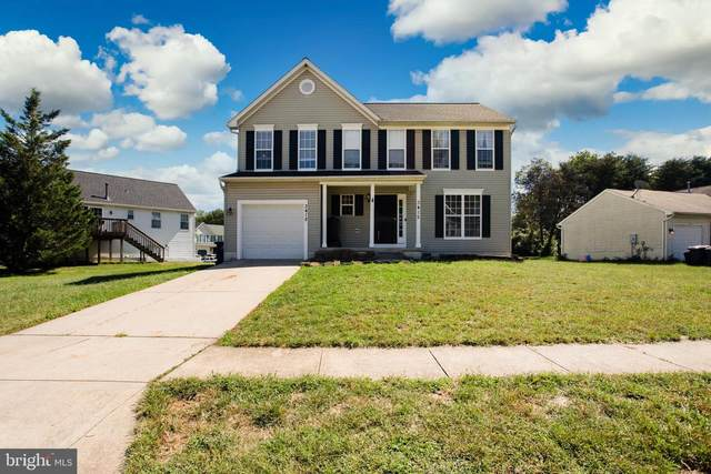 3412 Keystone Manor Place, DISTRICT HEIGHTS, MD 20747 (#MDPG2013642) :: Keller Williams Flagship of Maryland