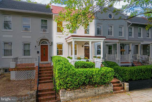 727 Shepherd Street NW, WASHINGTON, DC 20011 (#DCDC2015874) :: Colgan Real Estate