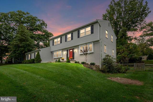 3725 Spring Meadow Drive, ELLICOTT CITY, MD 21042 (#MDHW2005534) :: VSells & Associates of Compass