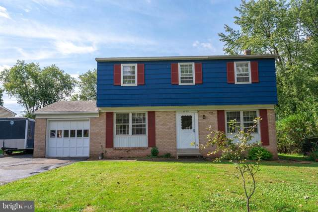 1025 Lake Ln, PENNSBURG, PA 18073 (#PAMC2012866) :: The Casner Group