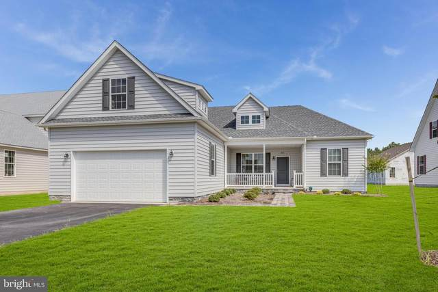 79 Ridge Brook Drive N, FELTON, DE 19943 (#DEKT2003444) :: At The Beach Real Estate