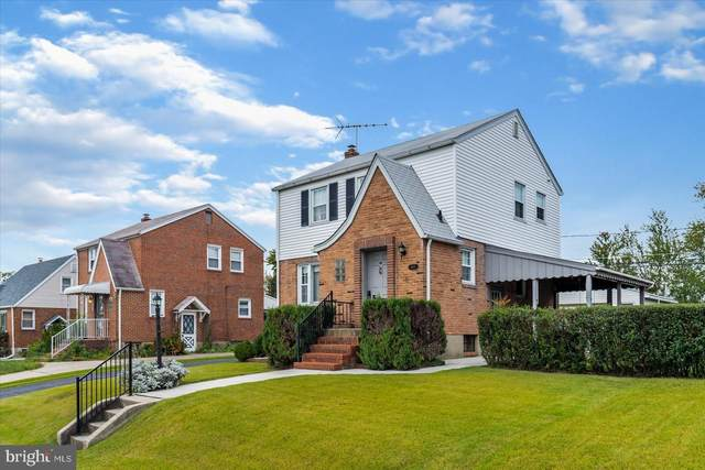 8010 Neighbors Avenue, BALTIMORE, MD 21237 (#MDBC2012674) :: EXIT Realty Enterprises