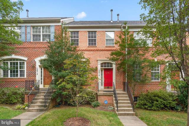 13014 Town Commons, GERMANTOWN, MD 20874 (#MDMC2018292) :: The Miller Team