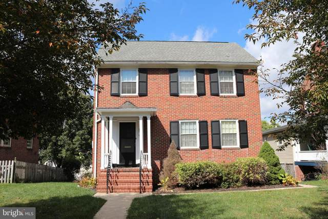 1017 Woodland Way, HAGERSTOWN, MD 21742 (#MDWA2002586) :: The Gold Standard Group
