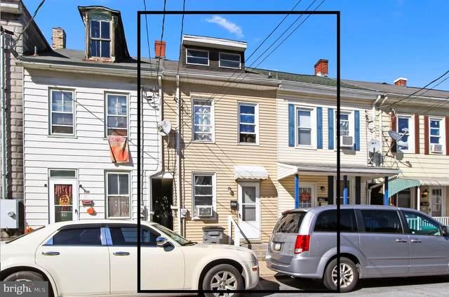 537 E Weidman Street, LEBANON, PA 17046 (#PALN2001852) :: The Craig Hartranft Team, Berkshire Hathaway Homesale Realty
