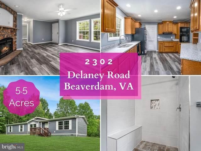 2302 Delaney Road, BEAVERDAM, VA 23015 (#VASP2003258) :: Pearson Smith Realty
