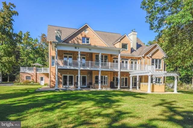 1201 Gladstone Avenue, CHURCHTON, MD 20733 (#MDAA2011350) :: Dart Homes