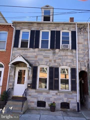 504 W Lemon Street, LANCASTER, PA 17603 (#PALA2006098) :: Keller Williams Flagship of Maryland