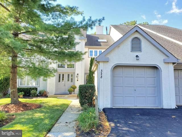 328 Chanticleer, CHERRY HILL, NJ 08003 (#NJCD2008456) :: Linda Dale Real Estate Experts