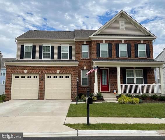10613 Mccormick Farm Drive, MANASSAS, VA 20110 (#VAPW2009810) :: Debbie Dogrul Associates - Long and Foster Real Estate