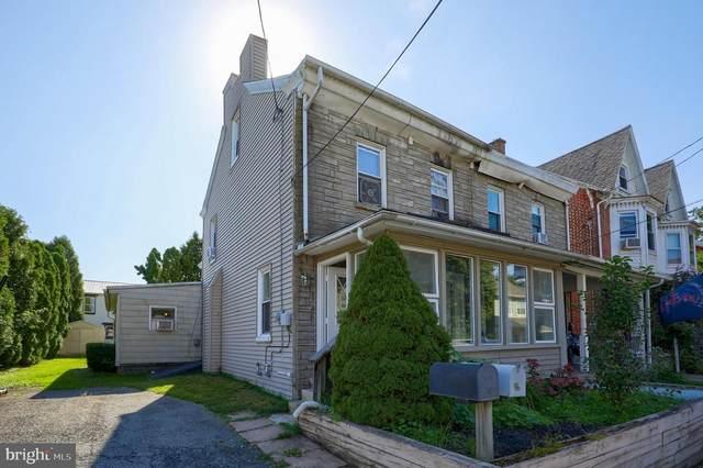 624 W 1ST Street, DOUGLASSVILLE, PA 19518 (#PABK2005202) :: Keller Williams Flagship of Maryland