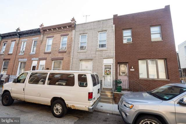 2445 S Mildred Street, PHILADELPHIA, PA 19148 (#PAPH2034632) :: The Lux Living Group