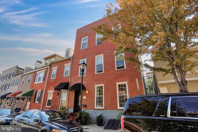 210 S High Street, BALTIMORE, MD 21202 (#MDBA2014226) :: The Gus Anthony Team