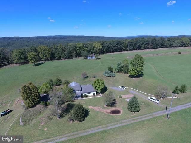 1030 Heather Lane, SLANESVILLE, WV 25444 (#WVHS2000636) :: Colgan Real Estate